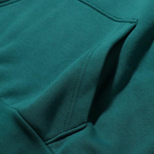 adidasTREFOILHOODIE(NOBLEGREEN/WHITE)(アディダストレフォイルフーディー)【メンズ】【パーカー】【19FW-I】