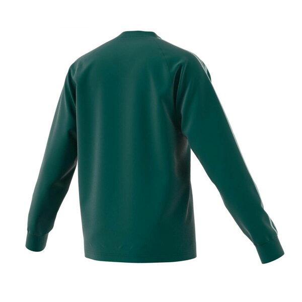 adidas3STRIPESLSTEE(NOBLEGREEN/VAPORGREEN)(アディダス3ストライプスロングスリーブTEE)【メンズ】【半袖Tシャツ】【19FW-I】