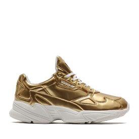 adidas FALCON W(GOLD MET/GOLD MET/CRYSTAL WHITE)(アディダス ファルコン)【メンズ】【レディース】【スニーカー】【19FW-S】
