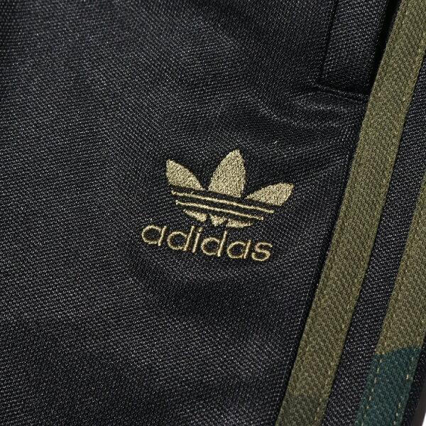 adidasCAMOTRACKPANTS(BLACK/MULTICOLOR)(アディダスカモトラックパンツ)【メンズ】【ハーフパンツ】【20SS-I】