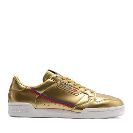 adidas CONTINENTAL 80(GOLD METRIC/GOLD METRIC/CRYSTAL WHITE)(アディダス コンチネンタル 80)【メンズ】【レディース】【スニーカー】【20SS-I】