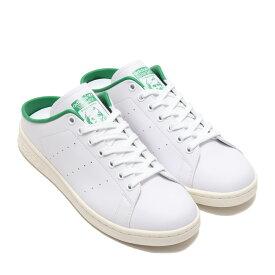 adidas STAN SMITH MULE(FOOTWEAR WHITE/GREEN/OFF WHITE)(アディダス スタンスミス ミュール)【メンズ】【レディース】【スニーカー】【21SS-I】