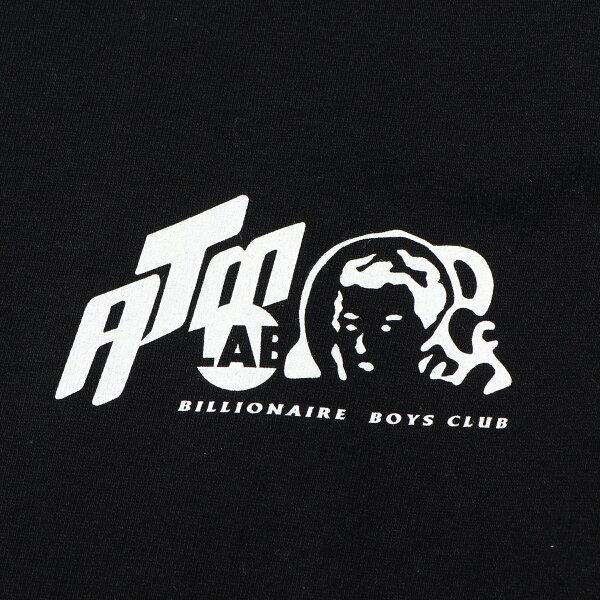 COCA-COLABILLIONAIREBOYSCLUBxATMOSLABBPCOLALSTEE(BLACK)(コカコーラビリオネアボーイズクラブアトモスラボビーピーコーラエルエスティ)【メンズ】【長袖Tシャツ】【18FA-S】