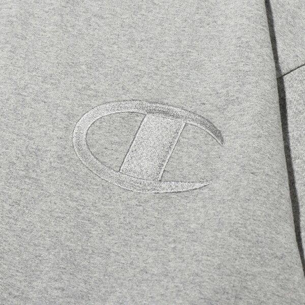 ChampionLONGSLEEVET-SHIRT(OXFORDGREY)(チャンピオンロングスリーブティーシャツ)【メンズ】【長袖】【17FA-I】