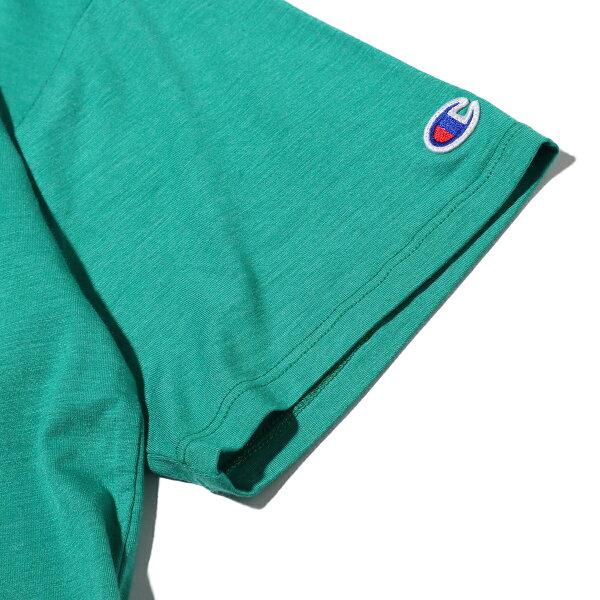 ChampionCROPPEDT-SHIRT(チャンピオンクロップドシャツ)ホワイト【レディース半袖Tシャツ】19SP-I