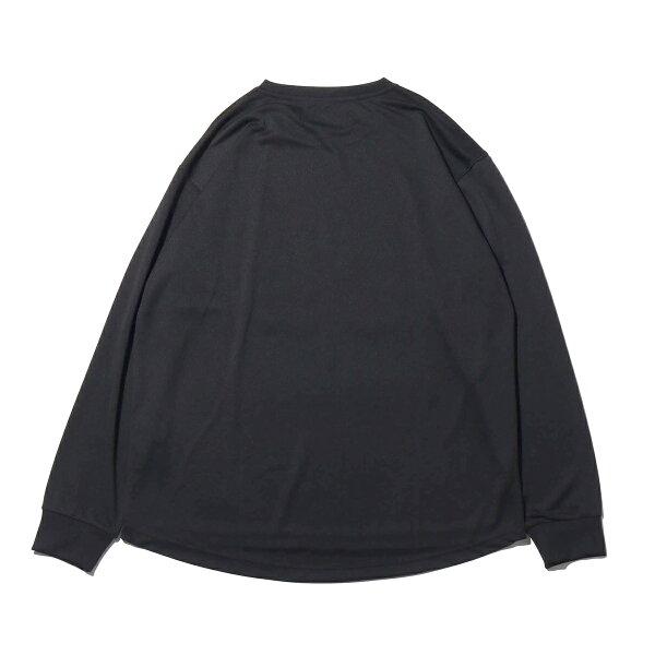 DCSHOESDCBA19KANOKOLOGOLS(BLACK)(ディーシーシューズDCBA19カノコロゴLS)【メンズ】【ロングTシャツ】【19SS-I】