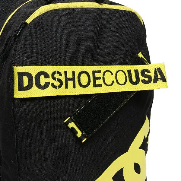 DCSHOES19GRINDWIDEJQD(BLACK/YELLOW)(ディーシーシューズ19グラインドワイドジャガード)【メンズ】【レディース】【バッグパック】【19SS-I】