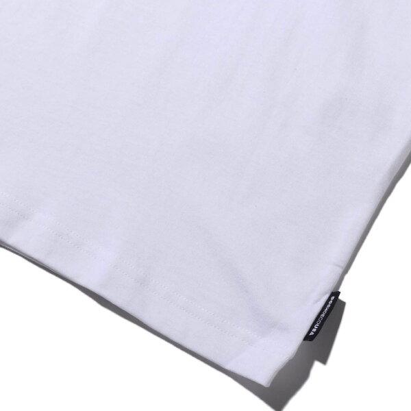 DCSHOES19STARLS(WHITE)(ディーシーシューズスターロングスリーブ)【メンズ】【長袖Tシャツ】【19FW-I】
