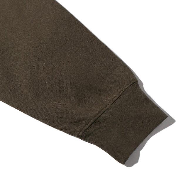 DCSHOES19BACKTAPELS(OLIVE)(ディーシーシューズバックテープロングスリーブ)【メンズ】【長袖Tシャツ】【19FW-I】