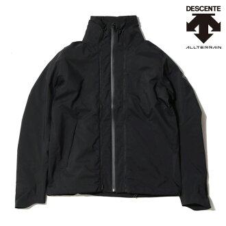 DESCENTE ALLTERRAIN TRANSFORM JACKET (BLACK) (Descente altering transform jacket)