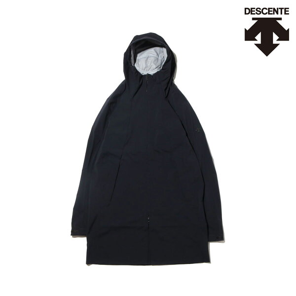 DESCENTESTREAMLINESHELLALL(BLACK)(デサントストリームラインシェルオール)【メンズ】【ジャケット】【17FW-I】