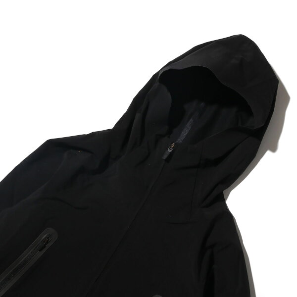 DESCENTEPRIMEFLEXSTRETCHJACKET(BLACK)(デサントプライムフレックスストレッチジャケット)【メンズ】【ジャケット】【17FW-I】