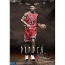 ENTERBAY 1/6 Scale REAL MASTERPIECE NBA COLLECTION SCOTTIE PIPPEN (エンターベイ 1/6スケール リアルマスターピー…