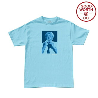 GOOD WORTH & CO. SNIFFER TEE(2色展开)