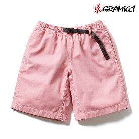 Gramicci W's G-SHORTS(ROSE)(グラミチ ウィメンズ G ショーツ)【レディース】【ハーフパンツ】【18SP-I】