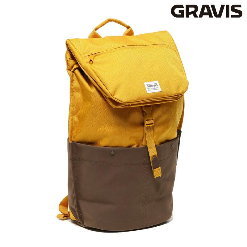 GRAVIS LIMA (26L)(Mustard)(グラビス リマ) 【バックパック】【リュック】【BAG】【50】【sale0123】