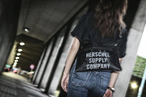 HerschelSupplyCo.×KineticsAlderEXMesh(Beetle/WoodlandCamoMesh)【サコッシュ】【18SS-I】