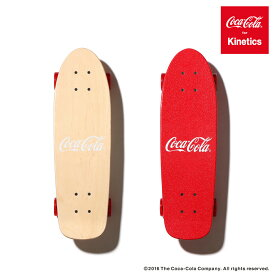 Coca-Cola for Kinetics Mini Cruiser (2色展開) 【スケートボード】【コカ・コーラ】【16AW-S】【50】【sale0123】
