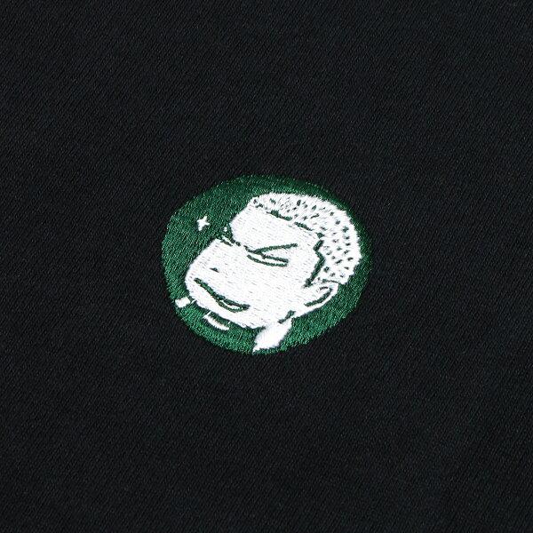 イノウエバッジ店×Kinetics花道Tシャツ(BLACK)【メンズサイズ】【18SS-S】