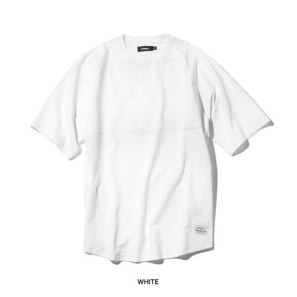 KineticsBigRoundS/ST-Shirt(3色展開)【メンズサイズ】【18SS-I】