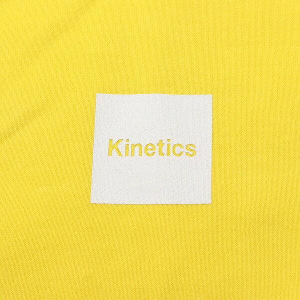 KineticsDrHoody(キネティクスドクターフーディー)(YELLOW)【メンズ】【フーディー】【19SS-I】
