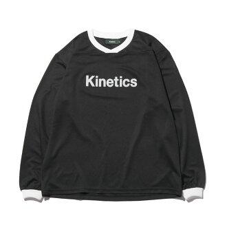 Kinetics OG Logo LS Jersey(BLACK)(动力学OG标识LS运动服)