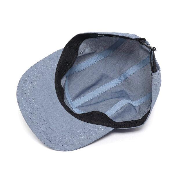 KineticsBoxCordura5PanelCap(INDIGO)(キネティクスボックスコーデュロイ5パネルキャップ)【メンズ】【レディース】【帽子】【19SS-I】