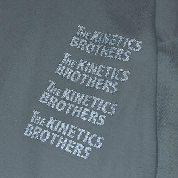 KineticsBrothersLST-Shirt(WHITE)(キネティクスブラザーズLSTシャツ)【メンズ】【ロンT】【19SS-I】