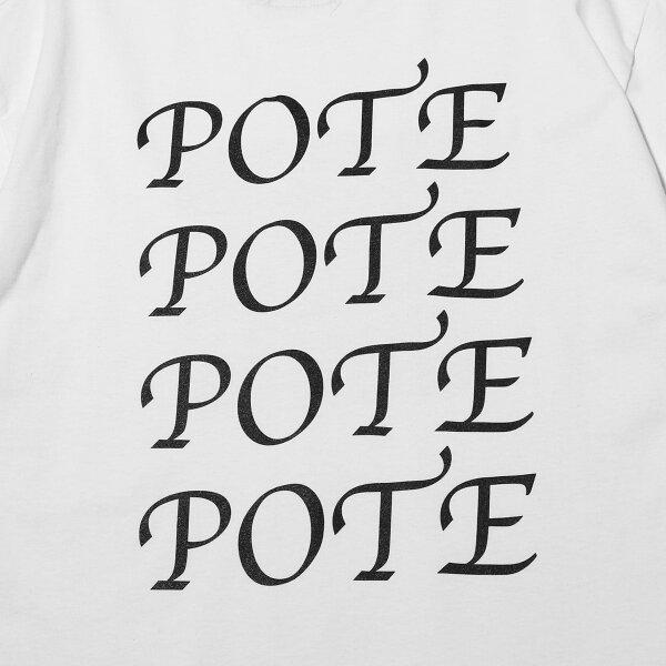 KineticsPoteT-Shirt(WHITE)(キネティクスポットTシャツ)【メンズ】【半袖】【19SS-I】