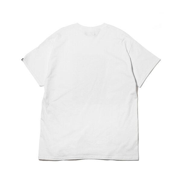 KineticsClassicLabelT-Shirt(WHITE)(キネティクスクラシックラベルTシャツ)【メンズ】【半袖】【19SS-I】