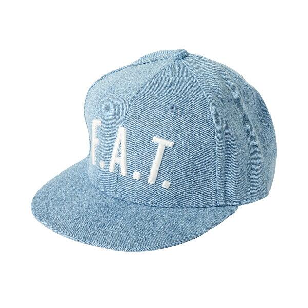 FATCAMPBELL(BLUE)(エフエーティーキャンベル)【メンズ】【キャップ】【21FW-I】