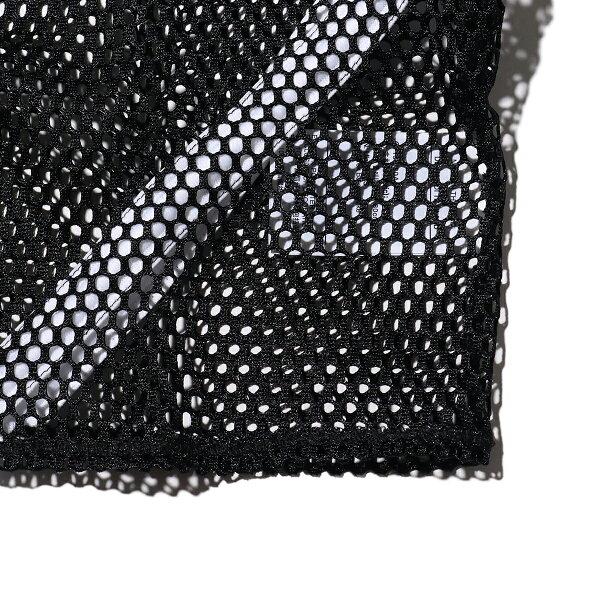 NIKEASWNSWNSPTOPSSMESH(BLACK/WHITE)(ナイキウィメンズNSWメッシュS/Sトップ)【レディース】【半袖Tシャツ】【19SU-I】