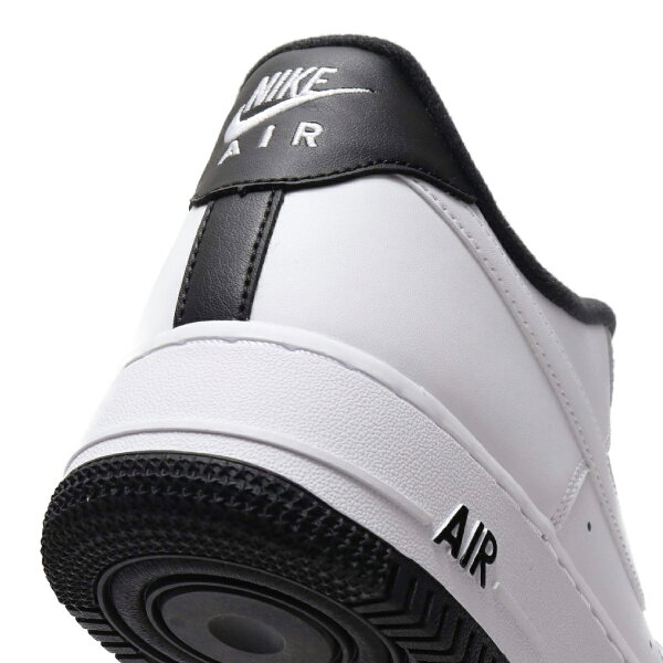 NIKEAIRFORCE1'071(WHITE/BLACK-WHITE)(ナイキエアフォース1'071)【メンズ】【スニーカー】【20SP-I】
