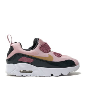 NIKE AIR MAX TINY 90 (PS)(PLUM CHALK/METALLIC GOLD-ANTHRACITE)(ナイキ エア マックス タイニー 90 PS)【キッズ】【スニーカー】【19SP-I】
