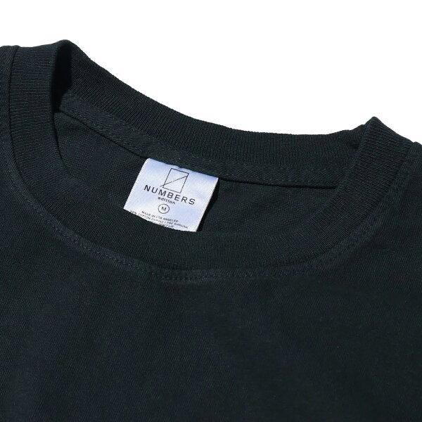 NumbersEditionCOLLAGE-L/ST-SHIRT(BLACK)【メンズ】【長袖】【18FW-I】