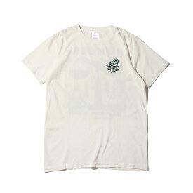 NUMBERS SCALES - S/S T-SHIRT(WHITE)(ナンバーズエディション スケールズ Tシャツ)【メンズ】【半袖Tシャツ】【19SS-I】