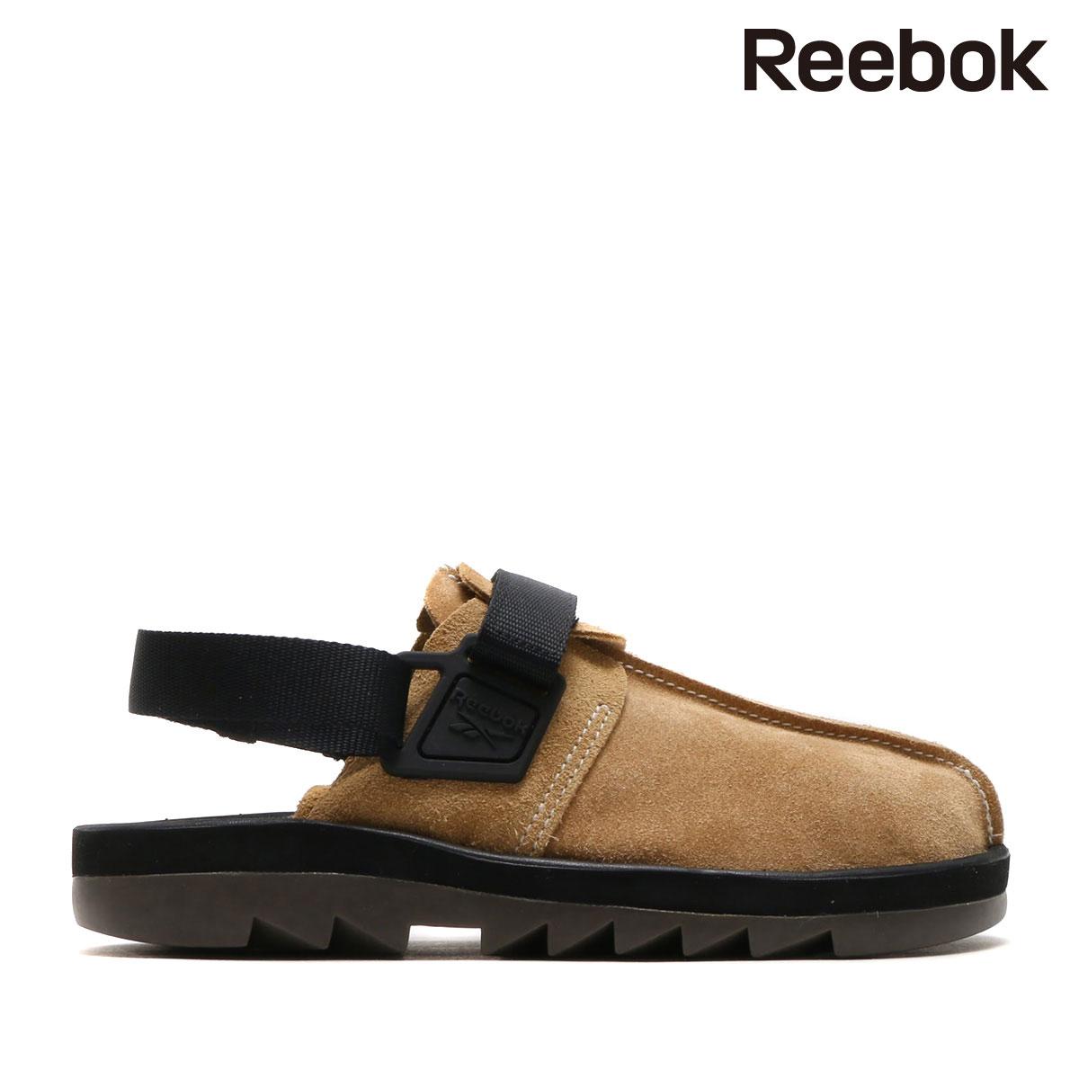 Reebok BEATNIK(TWEEDBROWN/BLACK/CHALK)(リーボック ビートニック)【メンズ】【レディース】【サンダル】【18SS-I】