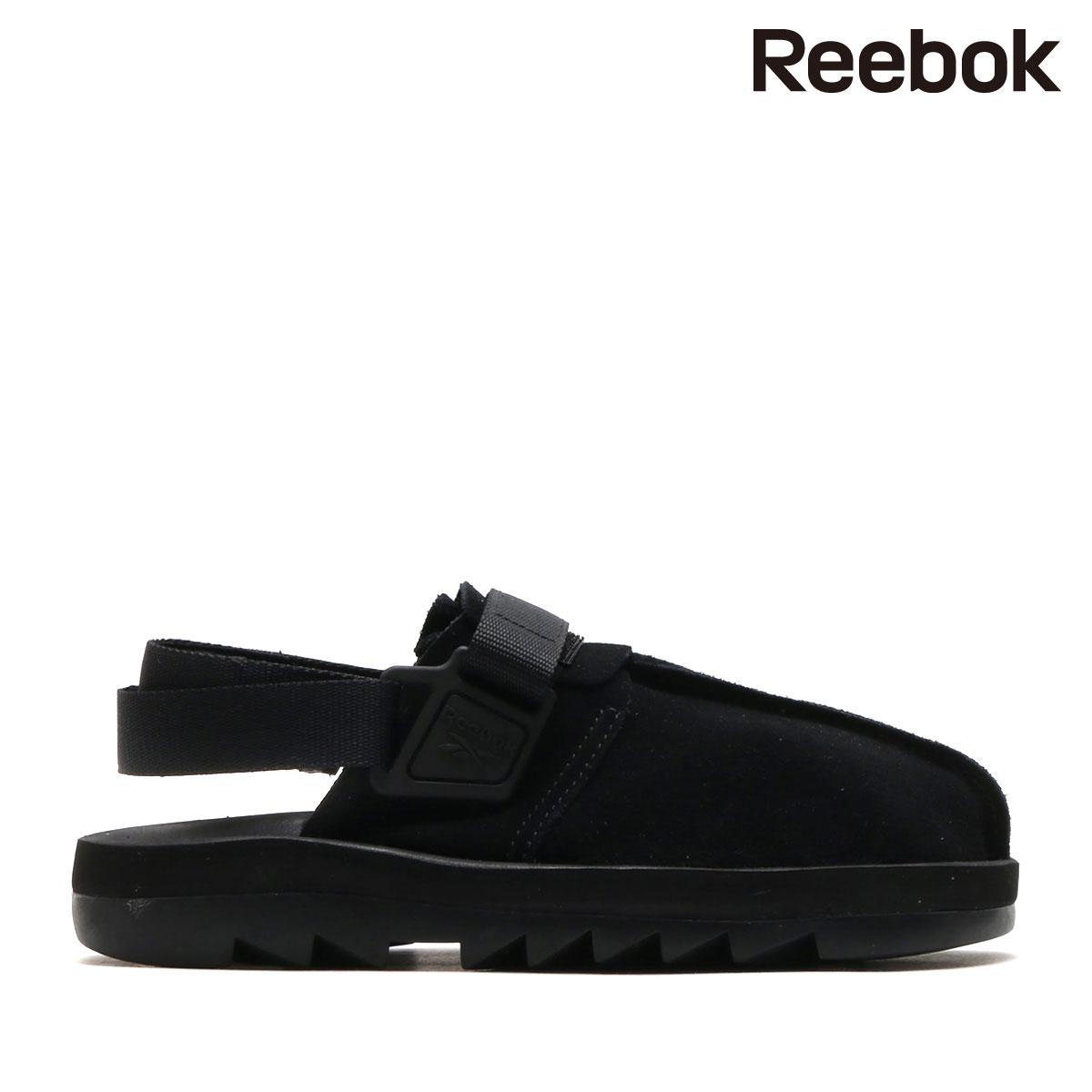 Reebok BEATNIK(BLACK/BLACK)(リーボック ビートニック)【メンズ】【レディース】【サンダル】【18SS-I】