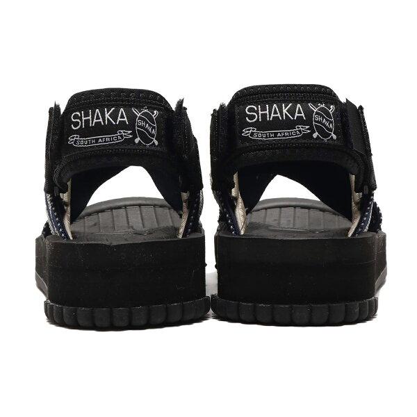 SHAKAFIESTA(NavyMulti/Black)(シャカフィエスタ)【レディース】【サンダル】【19SS-I】