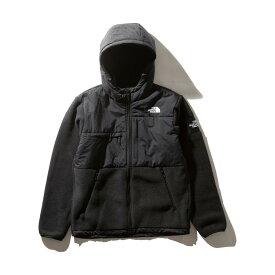 THE NORTH FACE DENALI HOODIE(ブラック)(ザ・ノース・フェイス デナリ フーディー)【メンズ】【ジャケット】【19FW-I】