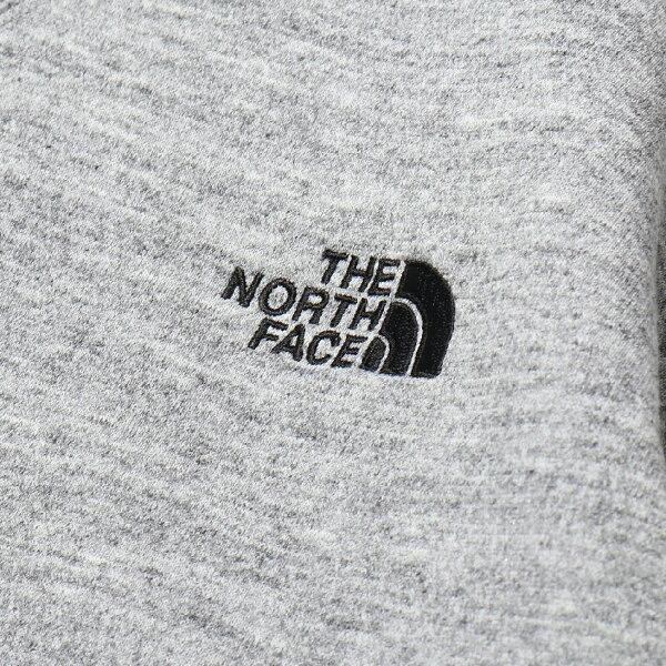 THENORTHFACESQUARELOGOHOODIE(ミックスグレー)(ザ・ノース・フェイススクエアロゴフーディー)【メンズ】【パーカー】【18FW-I】