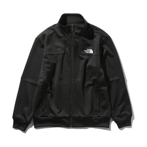 THENORTHFACEJERSEYJACKET(ブラック)(ザ・ノース・フェイスジャージージャケット)【メンズ】【ジャケット】【19FW-I】