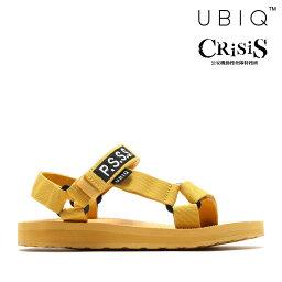 UBIQ x CRISIS MILITARY SANDAL(你BIC×kuraishisumiritarisandaru)(COYOTE)