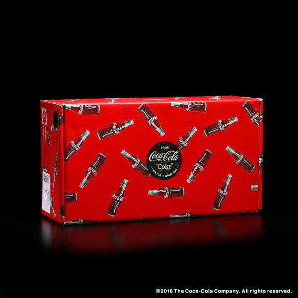 Coca-ColabyUBIQHOGGEV(RED)【ユニセックスサイズ】【コカ・コーラ】【16FW-I】