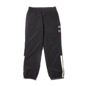 UMBRO FULL-BK & ATMOS BREAKER PANTS(ブラック)(アンブロ フルビーケー アンド アトモス ブレーカー パンツ)【メンズ】【ロングパンツ】【19FA-S】