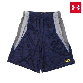 UNDER ARMOUR UA SC30 Spearhead Shorts(3色展開)(UNDER ARMOUR UA SC30 スピア ヘッドショーツ)【Kinetics】【バスケットボール】【NBA】【Stephen Curry】【ステフィン・カリー】【16FW-I】