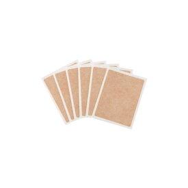 【定形外送料無料】タトゥーや傷痕カバーテープ 【8×10cm】【6枚入り】タトゥー 隠し シール カバー 傷跡隠し 入れ墨 男女兼用