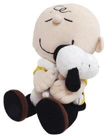 【クーポン最大600円OFF!】 在庫あり!!【定形外送料無料】SNOOPY チャーリーハグ 182400 ぬいぐるみ 約20cm Peanuts Worldwide 映画 キャラクター スヌーピー