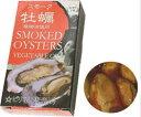 【ケース販売】カネイ岡 牡蠣の燻製 チリソース(ピリ辛) 85g缶詰/1ケース(24個)