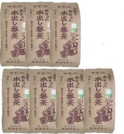 辰岡製茶 赤ちゃん水出し番茶 茶葉 400gx7袋セット /まとめ買い 赤ちゃん お茶 香ばしい